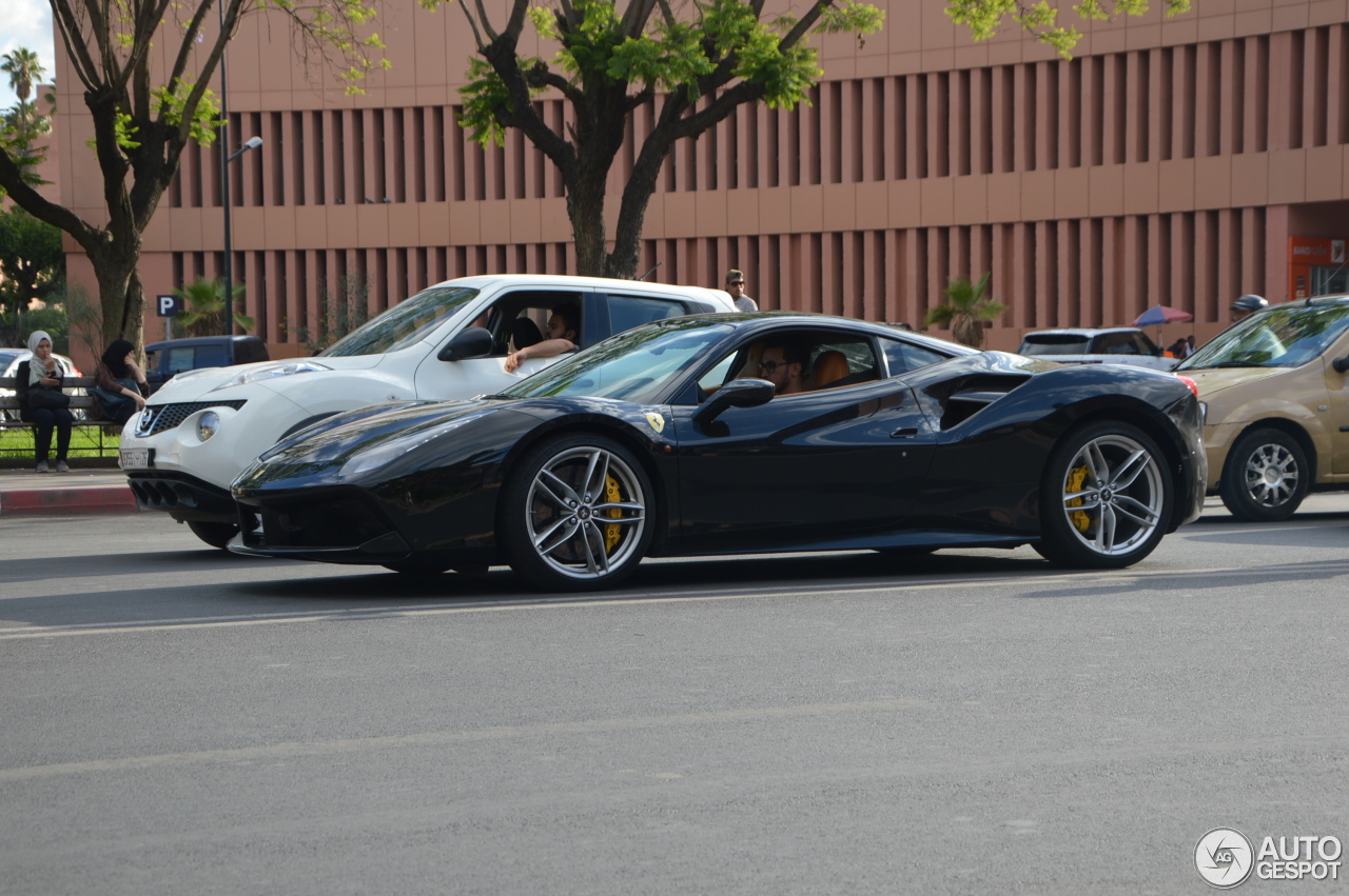 ferrari 488 gtb 19 juin 2016 autogespot. Black Bedroom Furniture Sets. Home Design Ideas