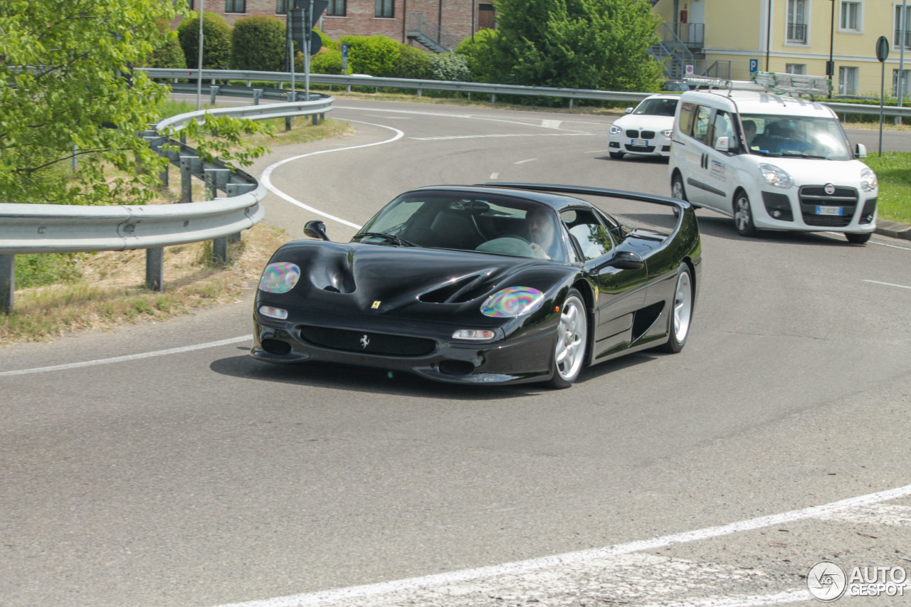 Ferrari f50 20 june 2016 autogespot 1 i ferrari f50 1 vanachro Image collections