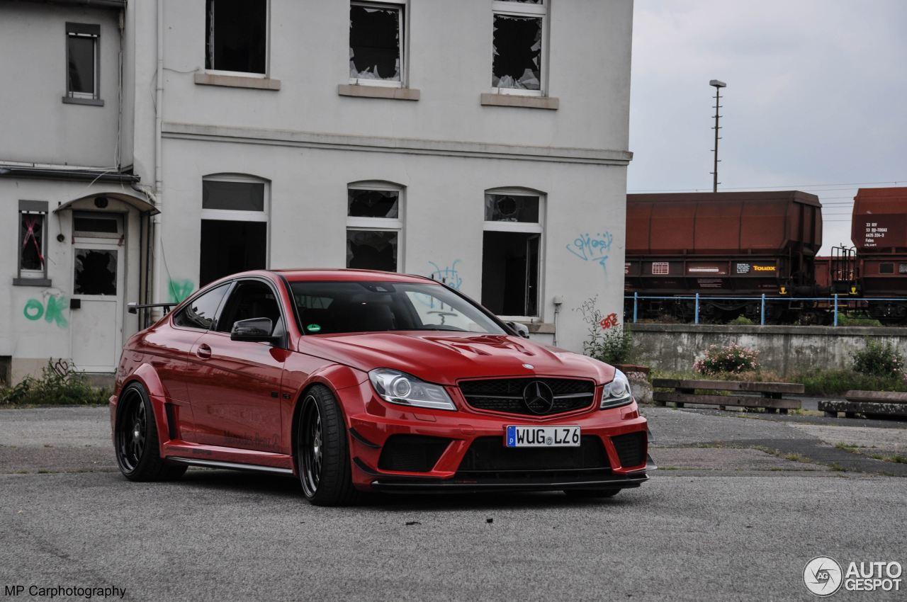 Mercedes benz c 63 amg black series by domanig 20 juni for Mercedes benz g series price