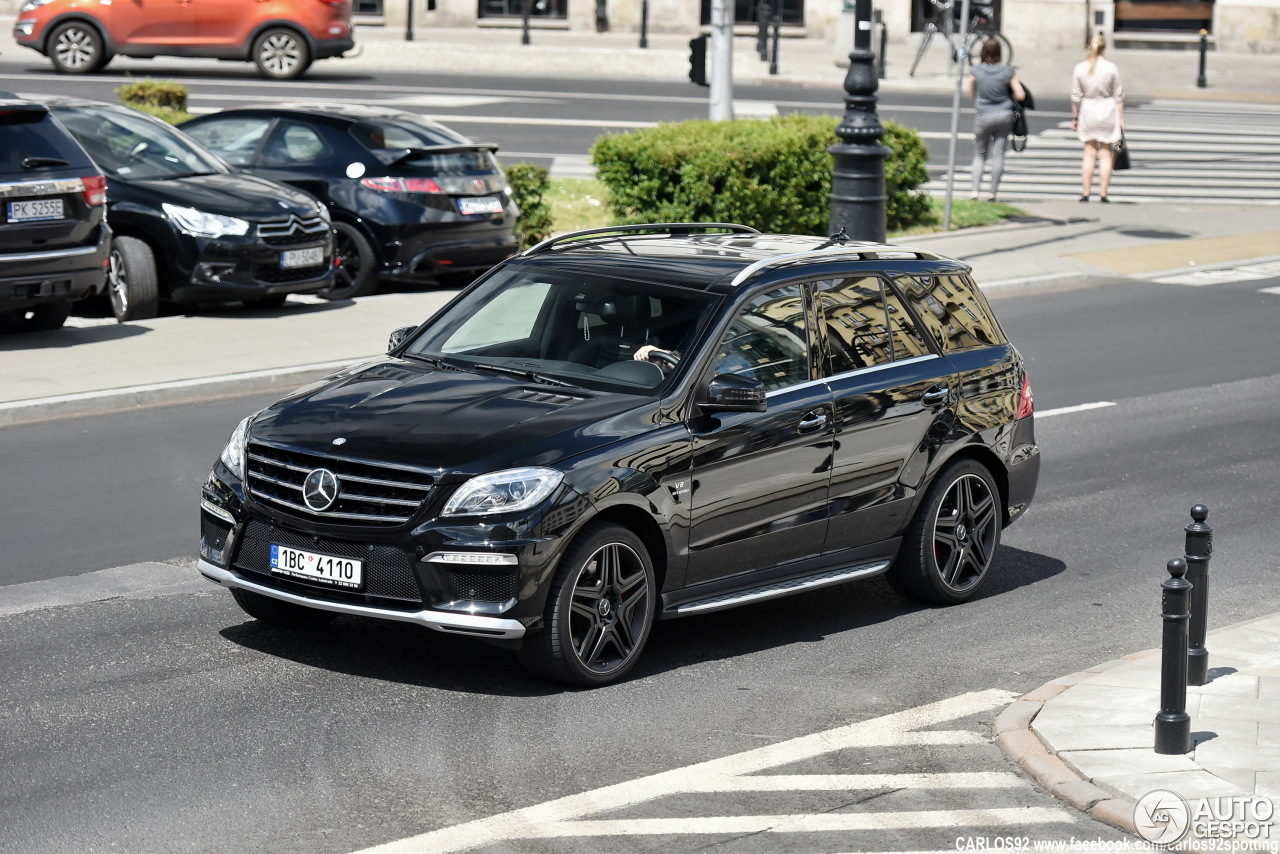 mercedes benz ml 63 amg w166 20 juni 2016 autogespot. Black Bedroom Furniture Sets. Home Design Ideas