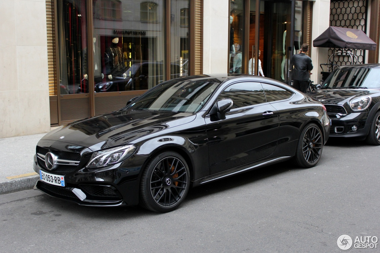 mercedes amg c 63 s coup c205 21 june 2016 autogespot. Black Bedroom Furniture Sets. Home Design Ideas