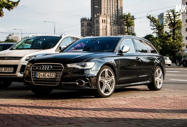 Audi S6 Avant C7