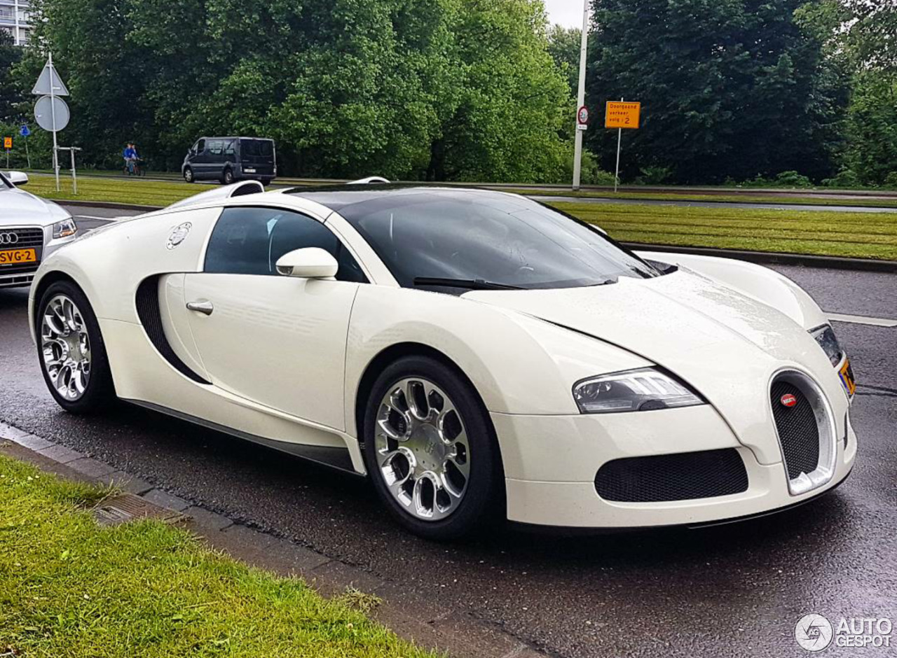 Bugatti Veyron 16.4 Grand Sport - 22 June 2016 - Autogespot