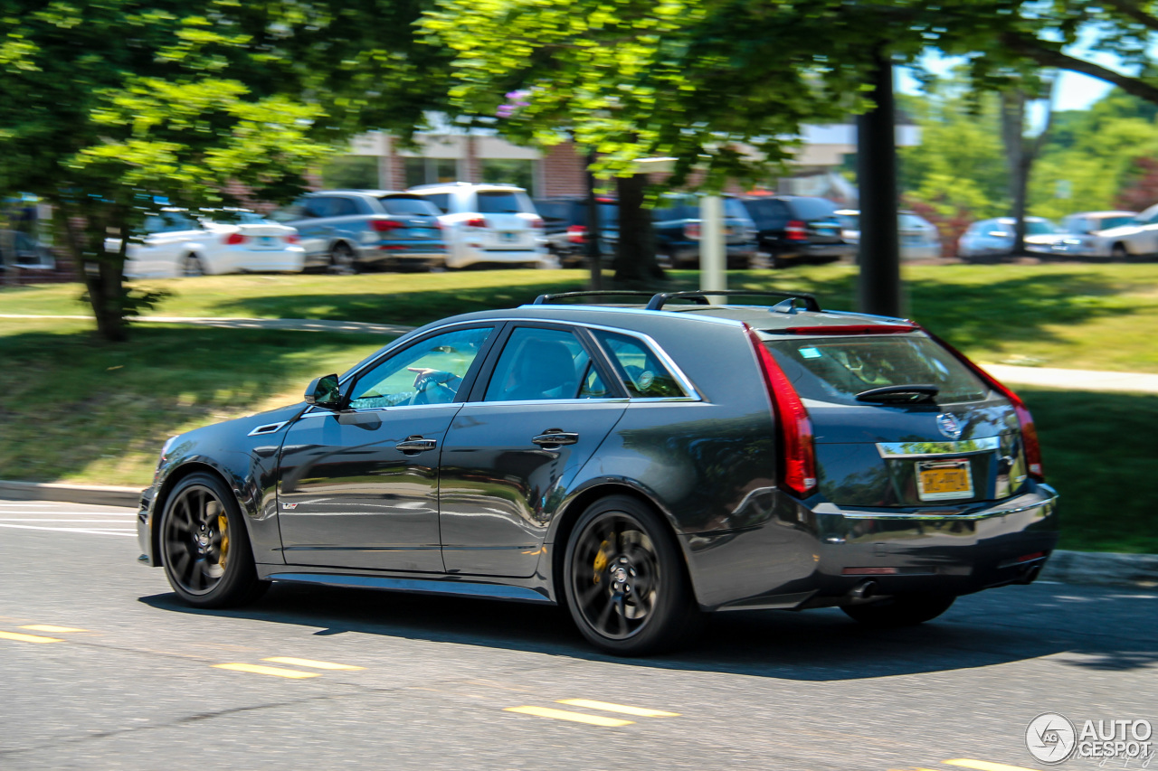 Cadillac Cts V Wagon For Sale >> Cadillac CTS-V Sport Wagon - 22 June 2016 - Autogespot