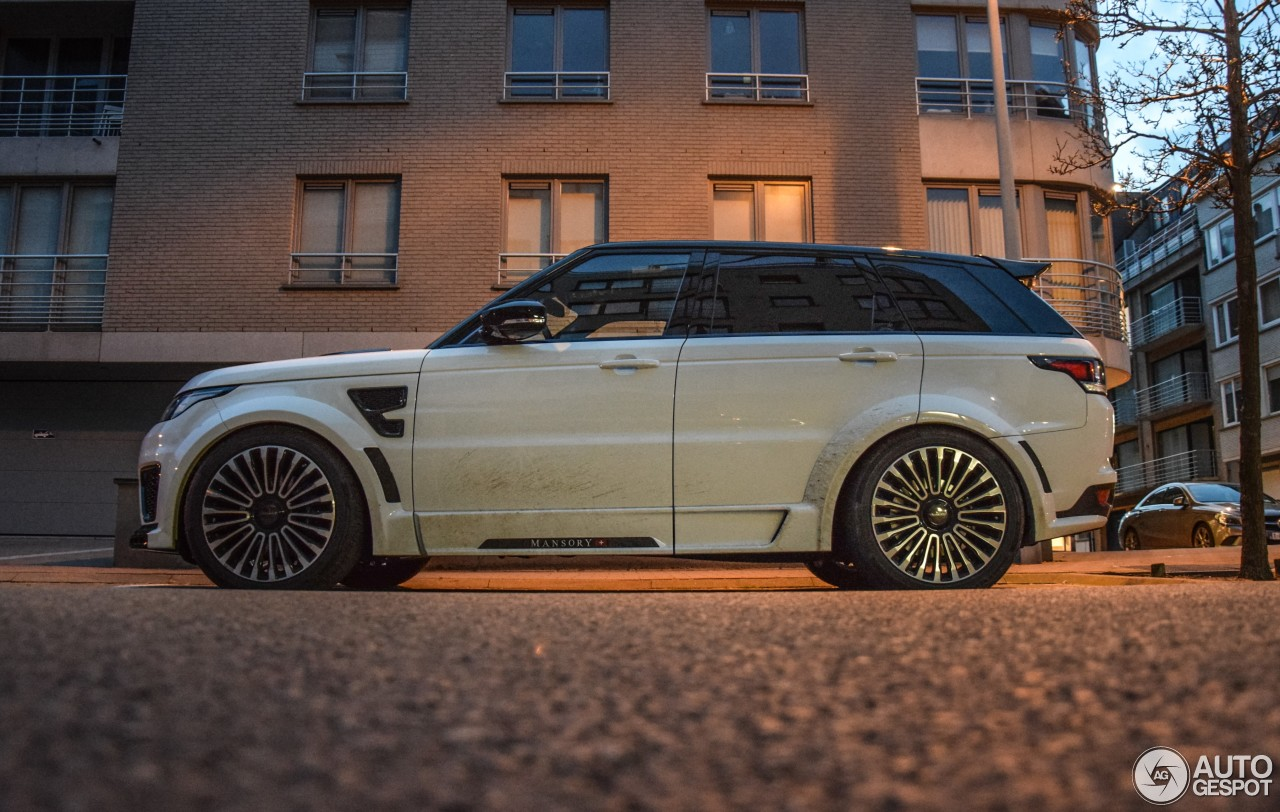 Land Rover Chicago >> Land Rover Mansory Range Rover Sport SVR - 22 June 2016 - Autogespot