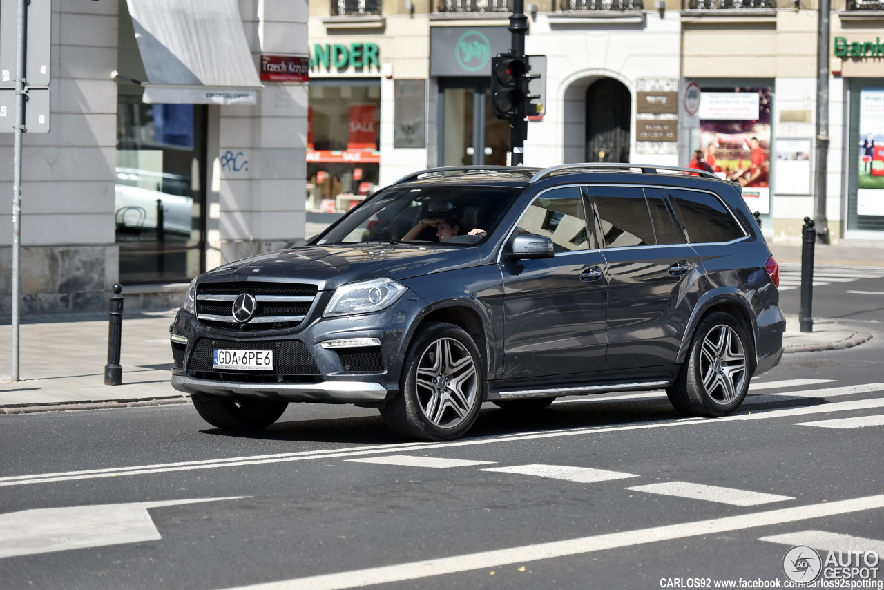 mercedes benz gl 63 amg x166 22 june 2016 autogespot. Black Bedroom Furniture Sets. Home Design Ideas