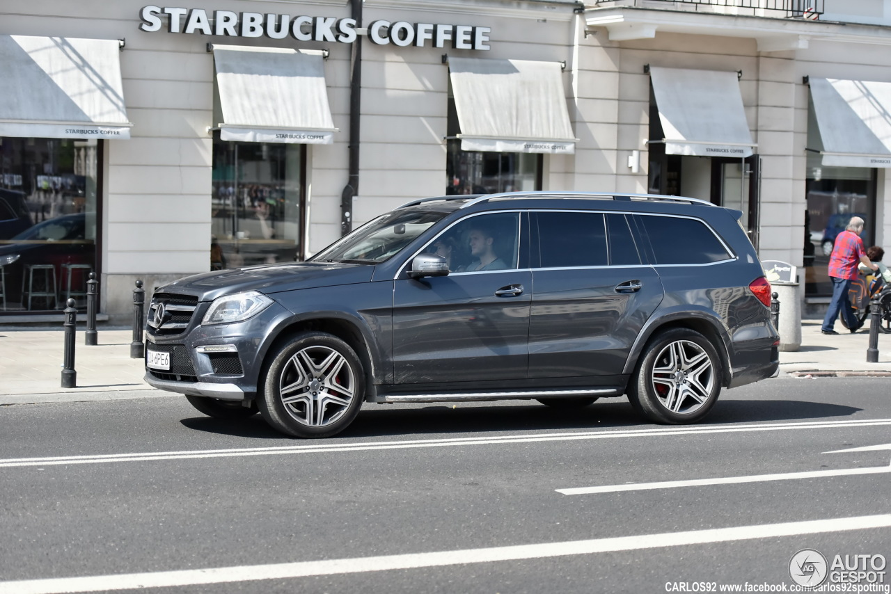 Mercedes benz gl 63 amg x166 22 june 2016 autogespot for Mercedes benz gl amg for sale