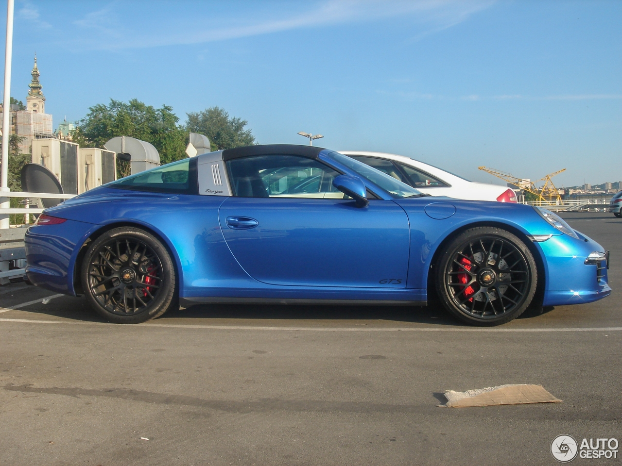 porsche 991 targa 4 gts 22 june 2016 autogespot. Black Bedroom Furniture Sets. Home Design Ideas