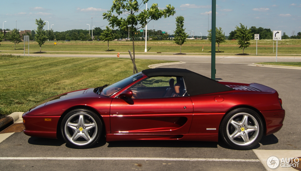 ferrari f355 spider. Black Bedroom Furniture Sets. Home Design Ideas