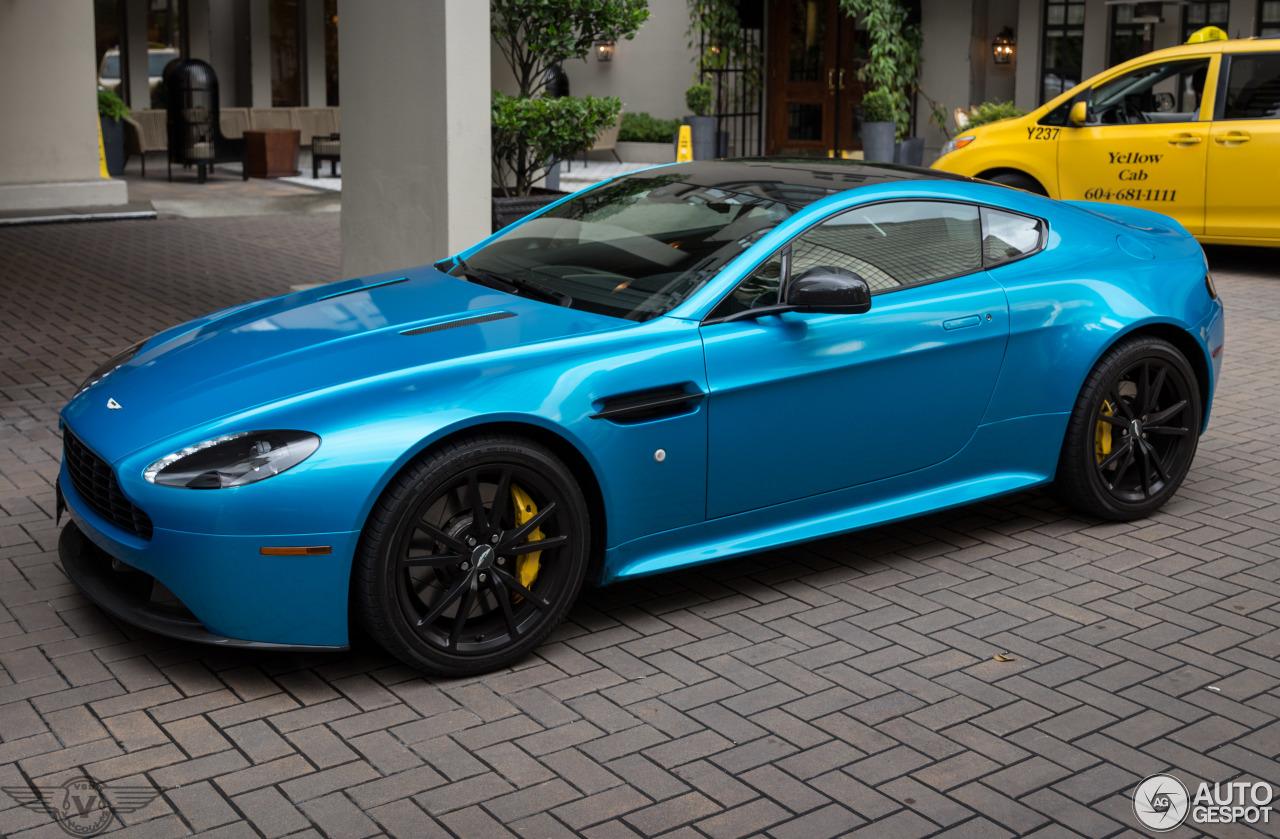 Aston martin vantage s price canada