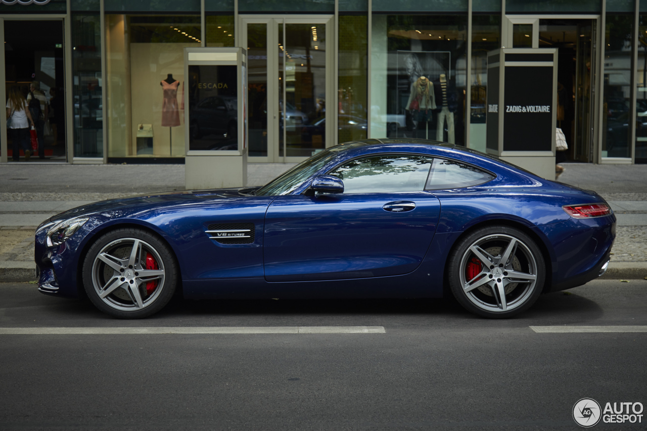 mercedes amg gt s 24 june 2016 autogespot. Black Bedroom Furniture Sets. Home Design Ideas