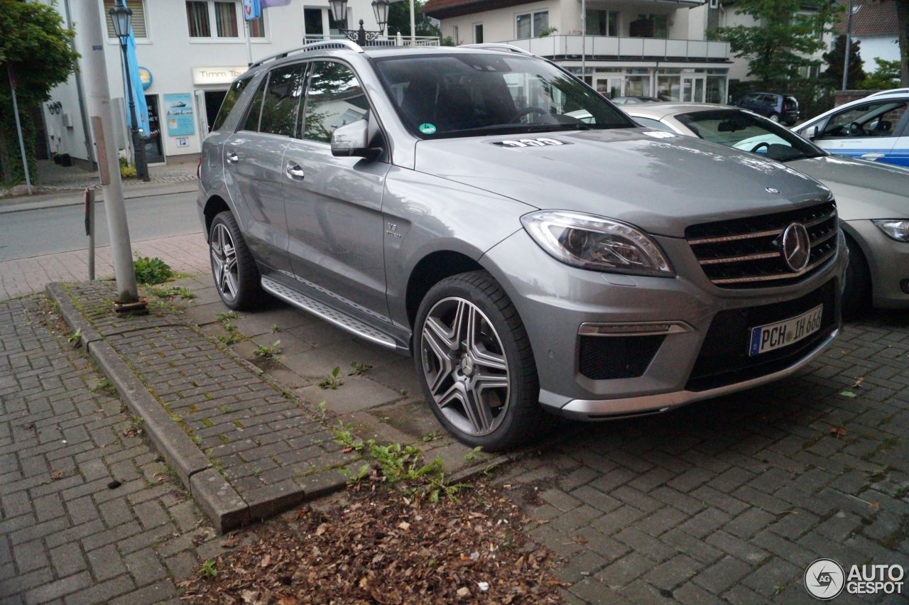 mercedes benz ml 63 amg w166 25 juni 2016 autogespot. Black Bedroom Furniture Sets. Home Design Ideas