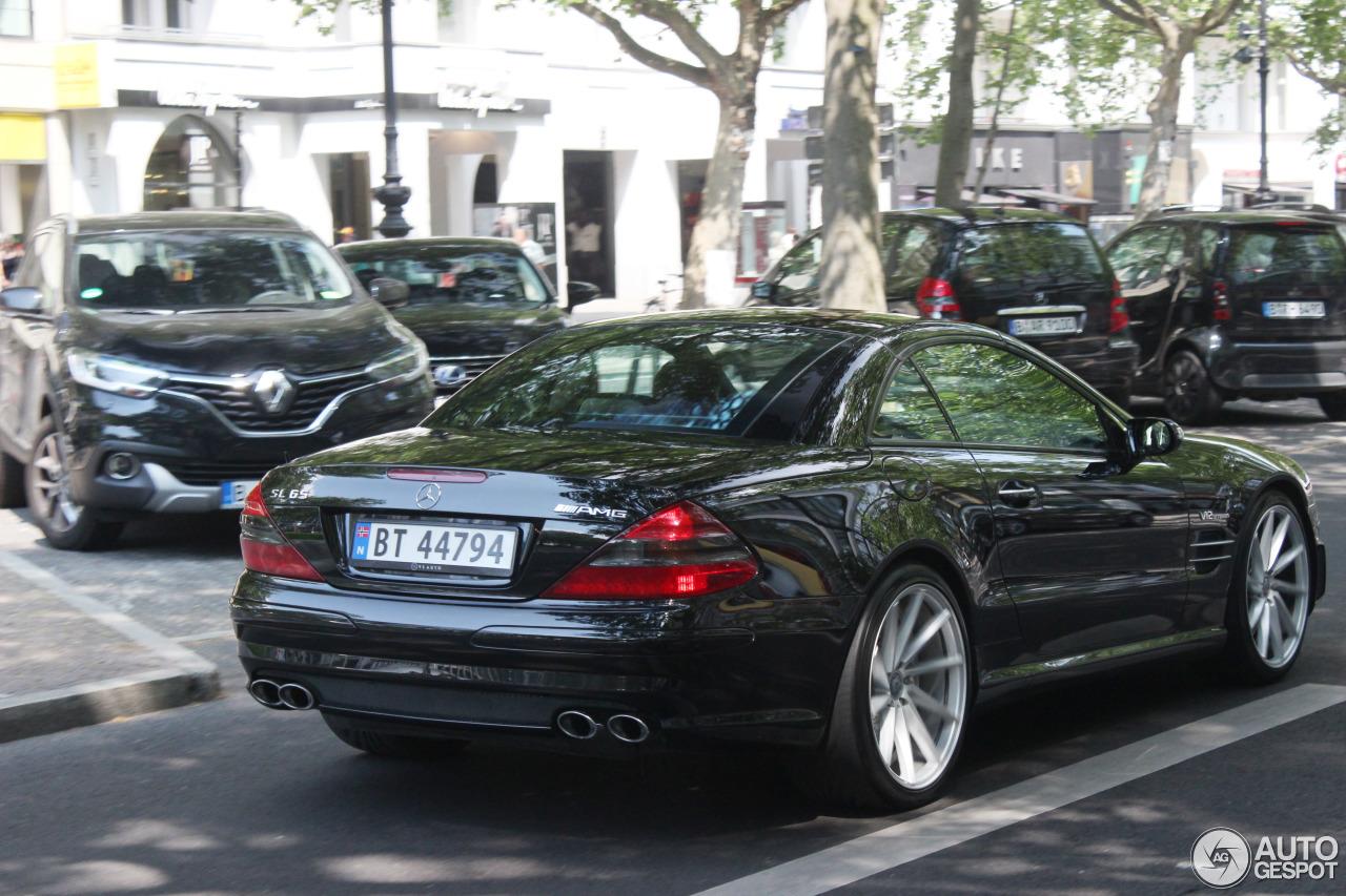 Mercedes benz sl 65 amg r230 25 june 2016 autogespot for Mercedes benz sl550 amg price