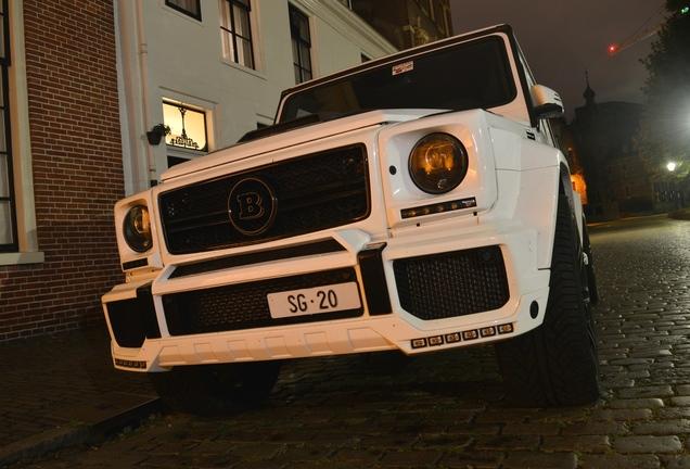 Mercedes-Benz Brabus G 65 AMG B65-670