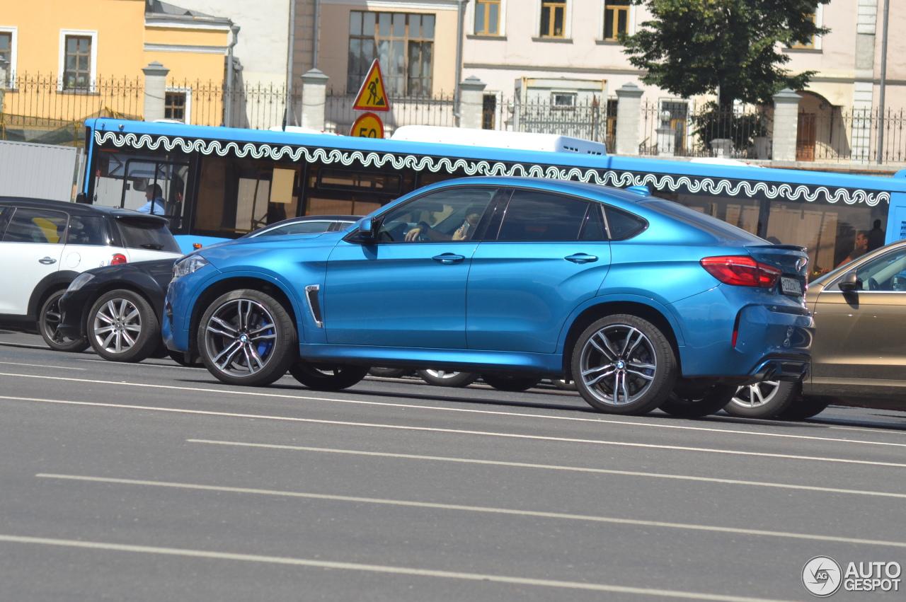Bmw X6 M Prijs >> BMW X6 M F86 - 26 juni 2016 - Autogespot