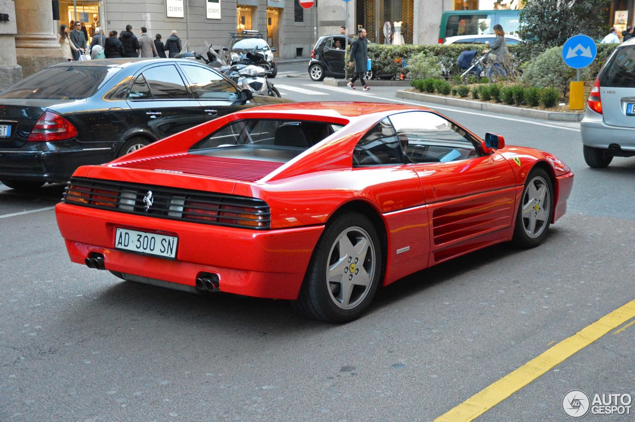 Ferrari 348 Gtb 26 June 2016 Autogespot