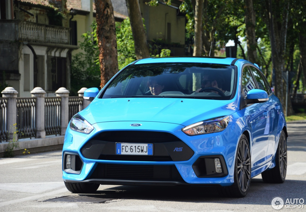 ford focus rs 2015 26 giugno 2016 autogespot. Black Bedroom Furniture Sets. Home Design Ideas