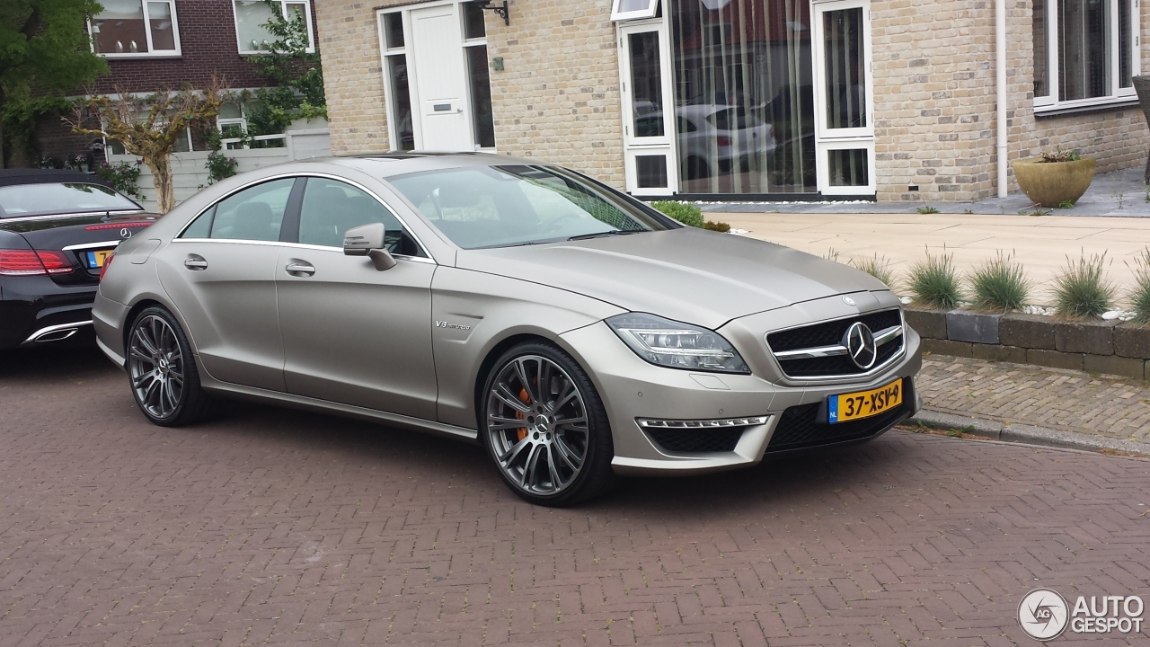 Mercedes benz cls 63 amg c218 26 june 2016 autogespot for Mercedes benz cls 63 amg price