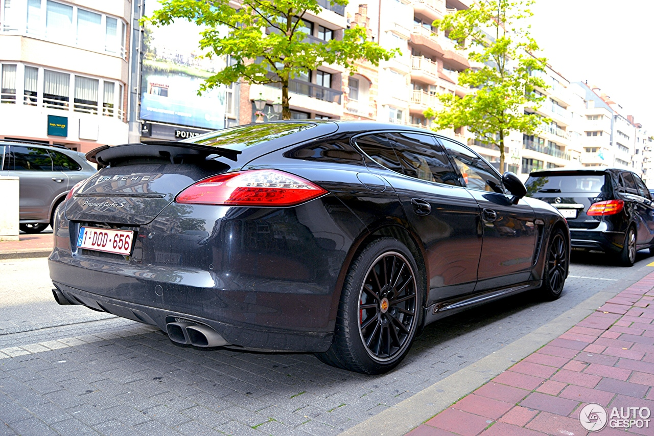 porsche panamera turbo s 26 june 2016 autogespot. Black Bedroom Furniture Sets. Home Design Ideas