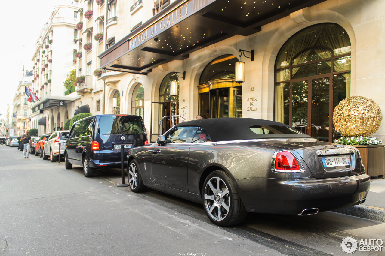 rolls royce dawn 26 juin 2016 autogespot. Black Bedroom Furniture Sets. Home Design Ideas