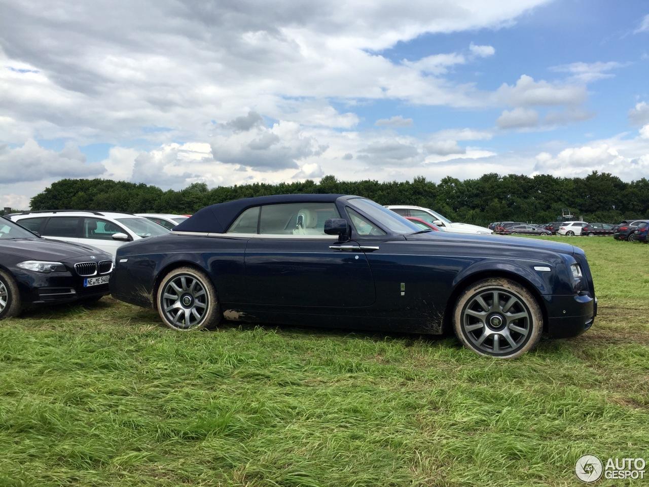 Rolls royce phantom drophead coup series ii 26 june - Rolls royce drophead coupe ...