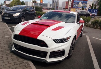 Ford Mustang GT Roush Phase 2 Supercharger 2015