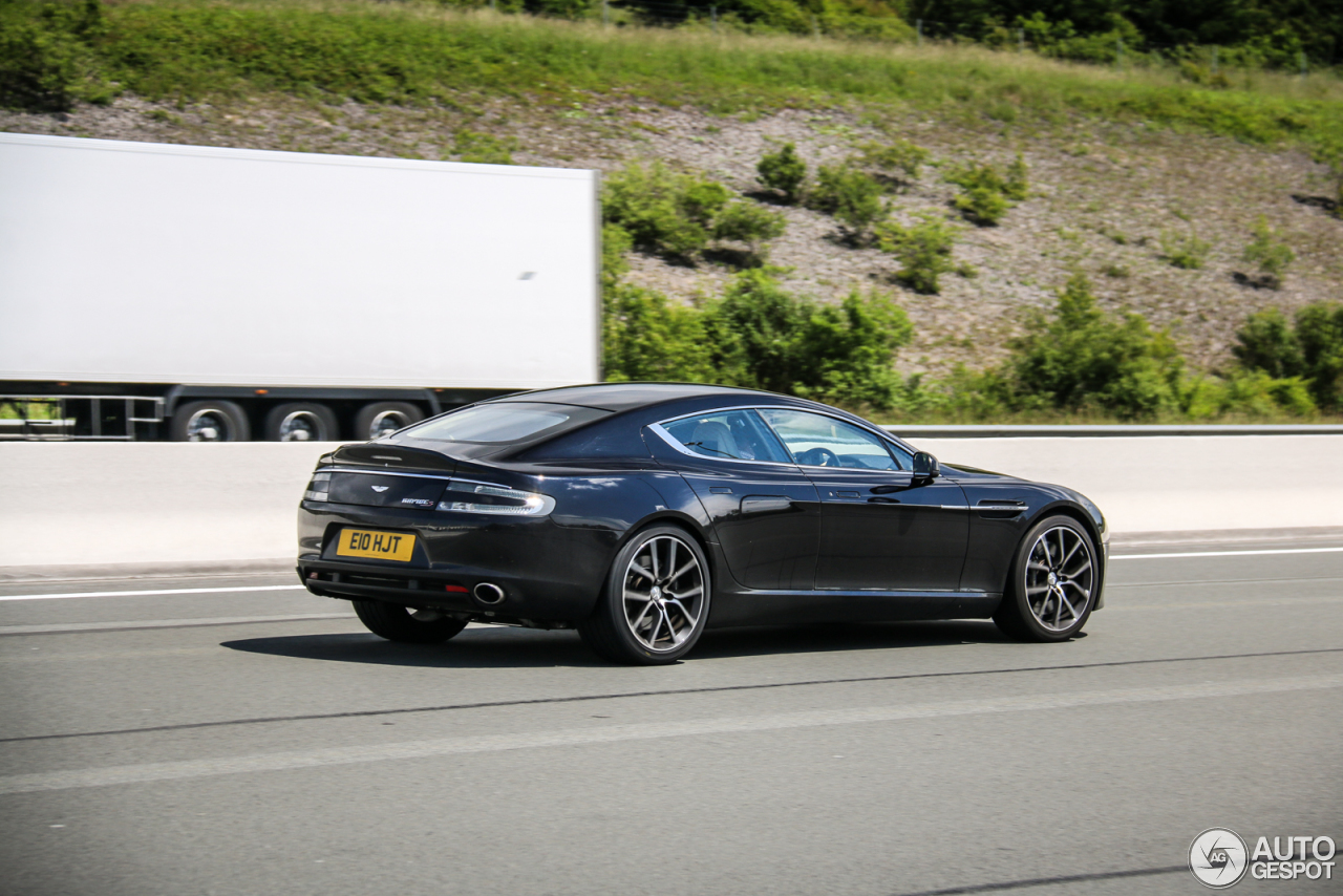 aston martin rapide s 27 juin 2016 autogespot. Black Bedroom Furniture Sets. Home Design Ideas