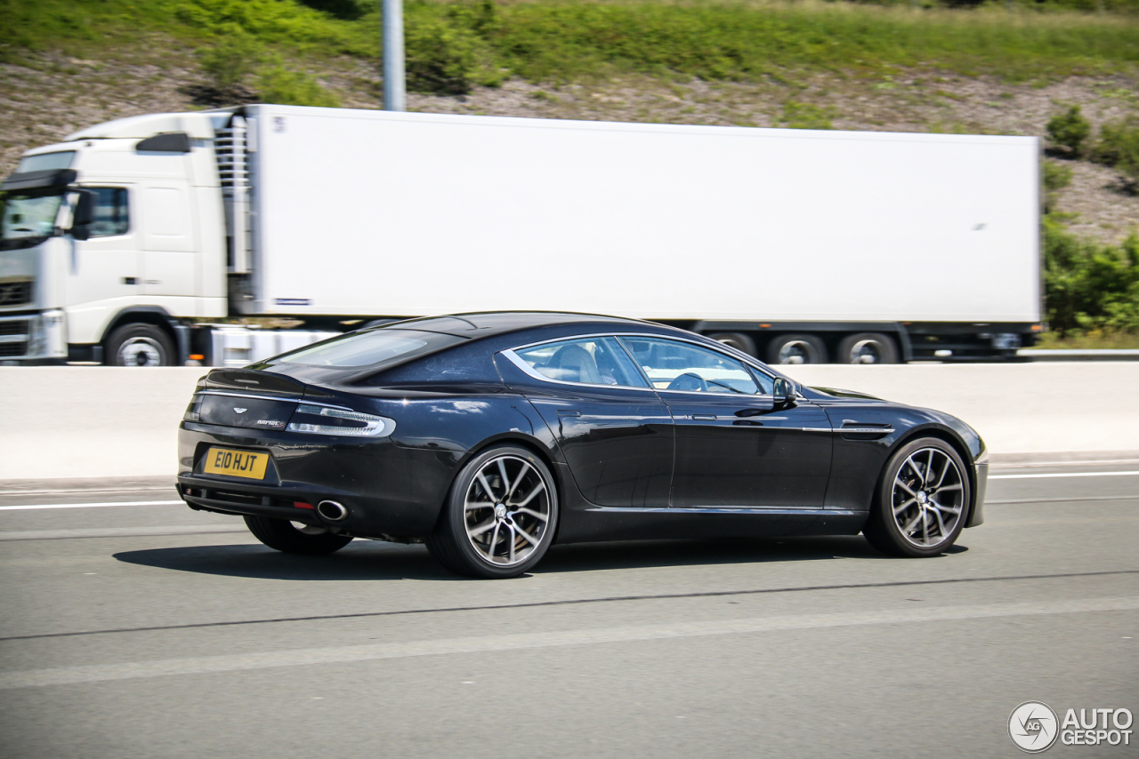 aston martin rapide s 27 june 2016 autogespot. Cars Review. Best American Auto & Cars Review