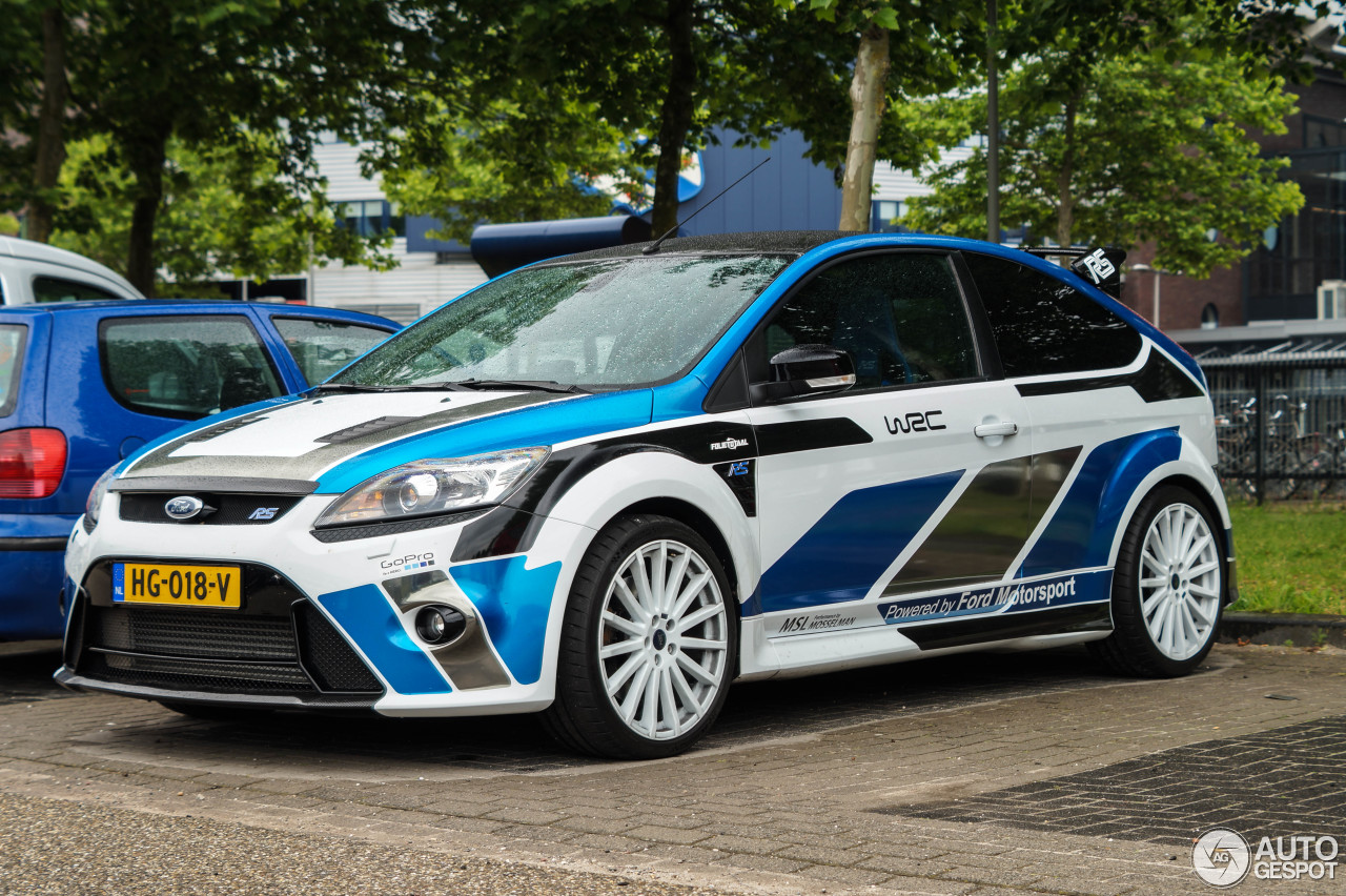 ford focus rs 2009 wrc edition 27 june 2016 autogespot. Black Bedroom Furniture Sets. Home Design Ideas