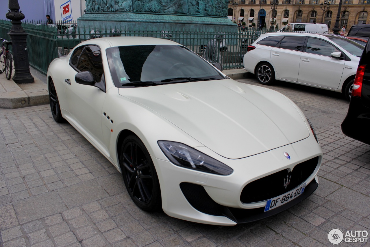 maserati granturismo mc stradale 27 june 2016 autogespot. Black Bedroom Furniture Sets. Home Design Ideas