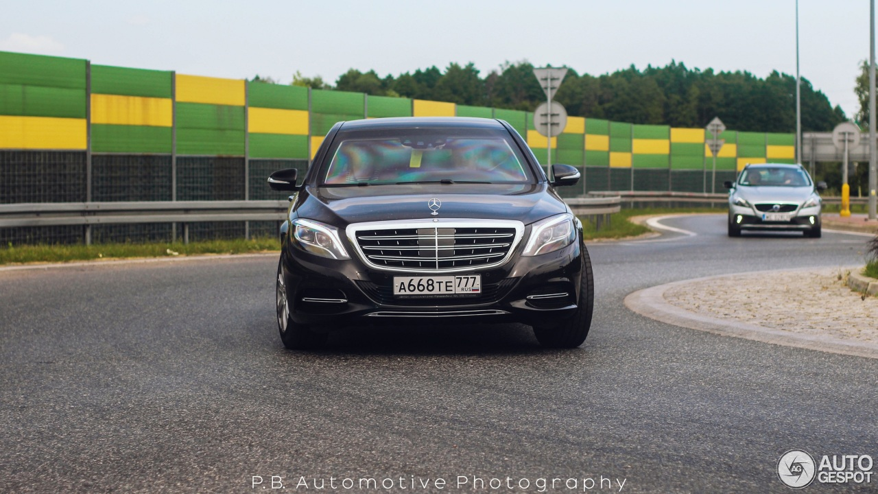 Mercedes maybach s600 guard 27 june 2016 autogespot for Mercedes benz guard for sale