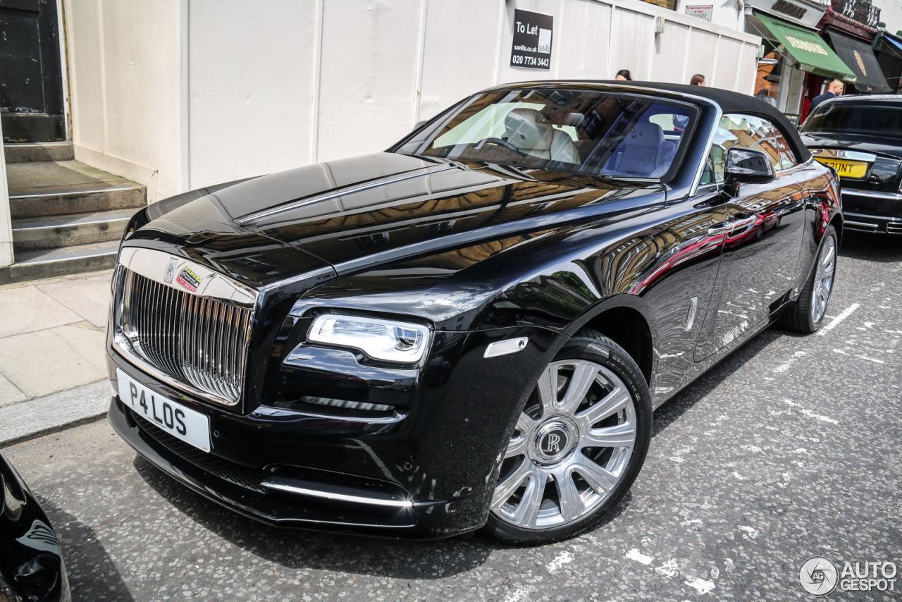 rolls royce dawn 27 june 2016 autogespot. Black Bedroom Furniture Sets. Home Design Ideas