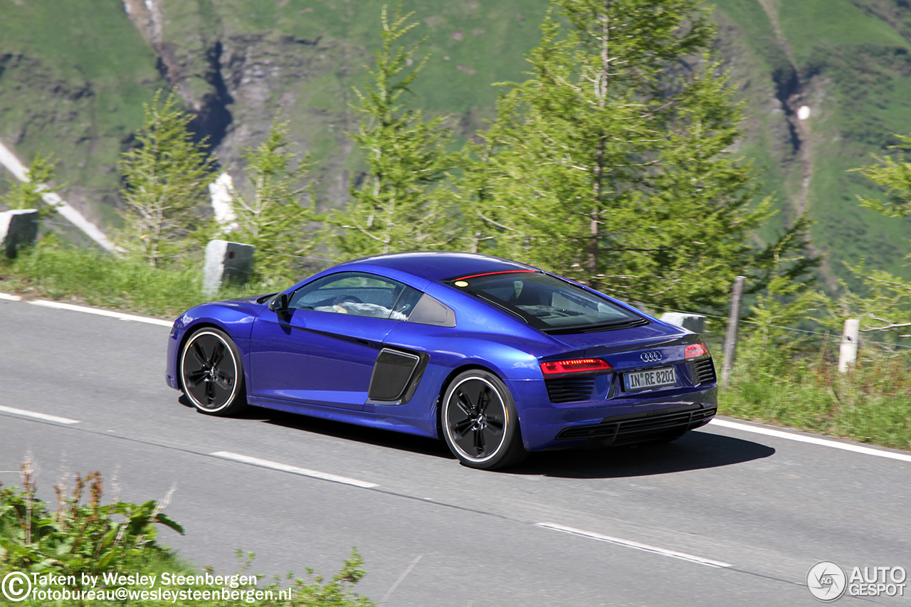 audi r8 e tron 2016 28 june 2016 autogespot. Black Bedroom Furniture Sets. Home Design Ideas