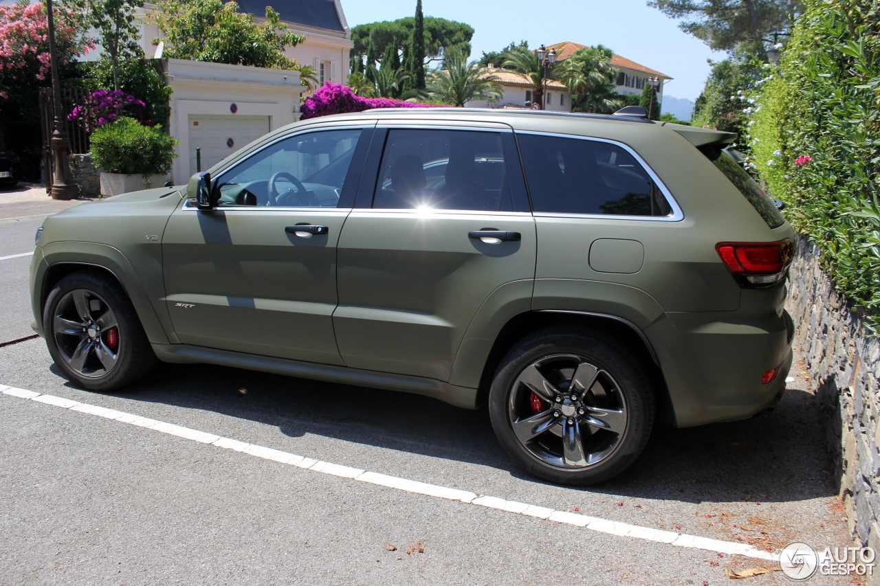 jeep grand cherokee srt 8 2013 28 june 2016 autogespot. Cars Review. Best American Auto & Cars Review