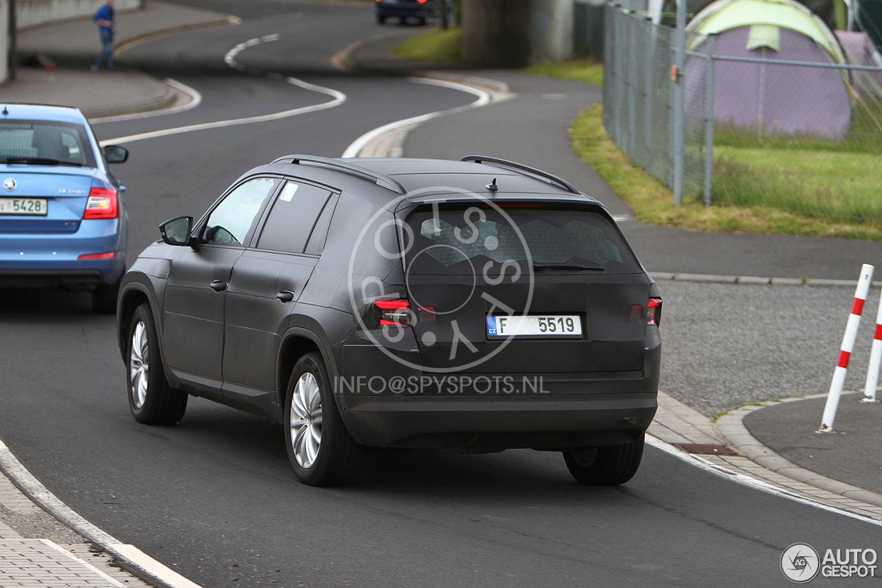 Škoda Kodiaq 29 czerwiec 2016 Autogespot