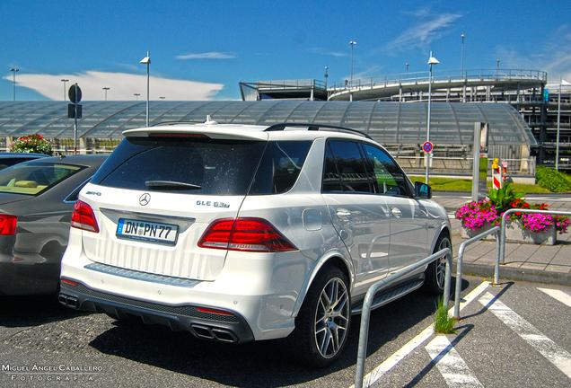 Mercedes-AMG GLE 63 S