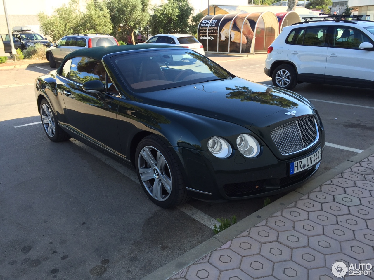 bentley continental gtc 30 june 2016 autogespot. Cars Review. Best American Auto & Cars Review
