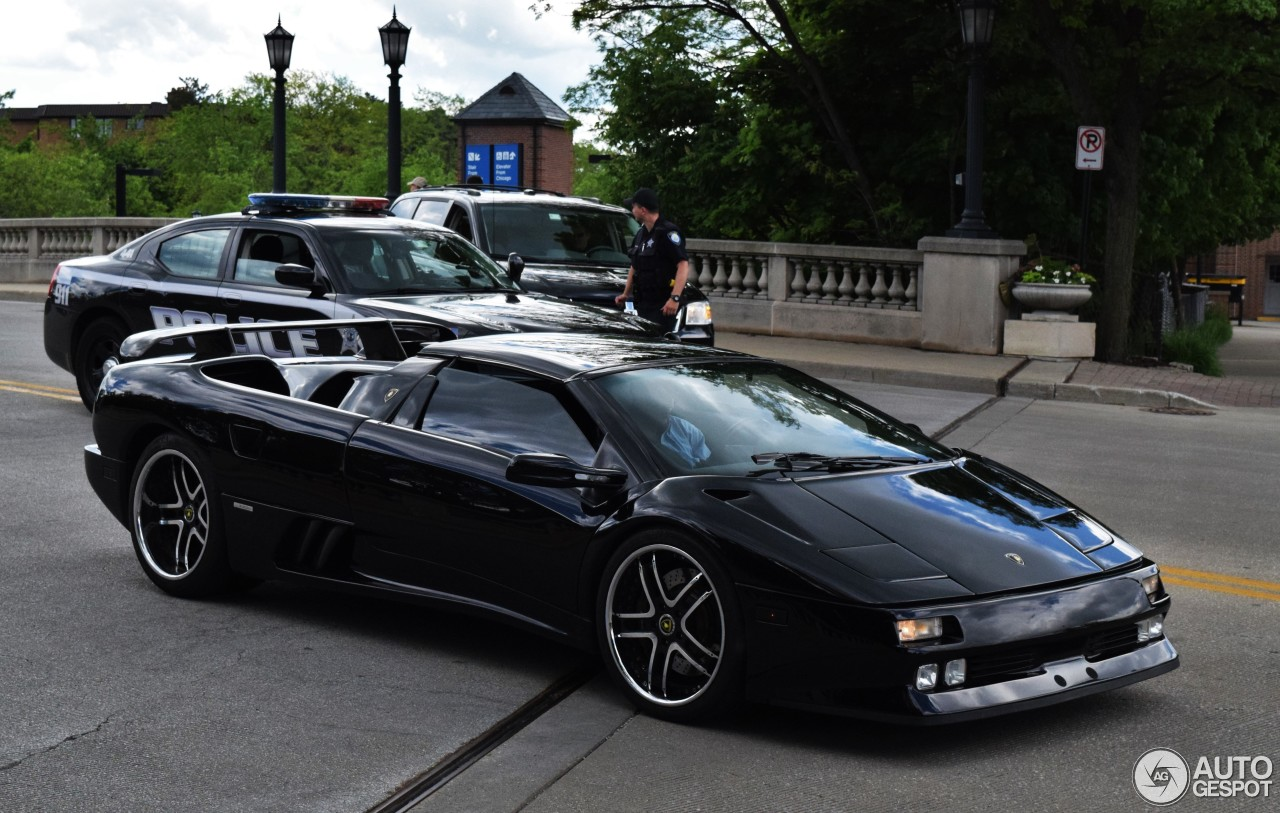 Lamborghini Diablo Vt Roadster 30 June 2016 Autogespot