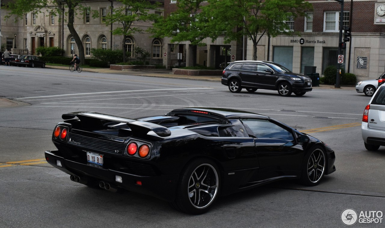Lamborghini Diablo Vt Roadster 30 Juni 2016 Autogespot