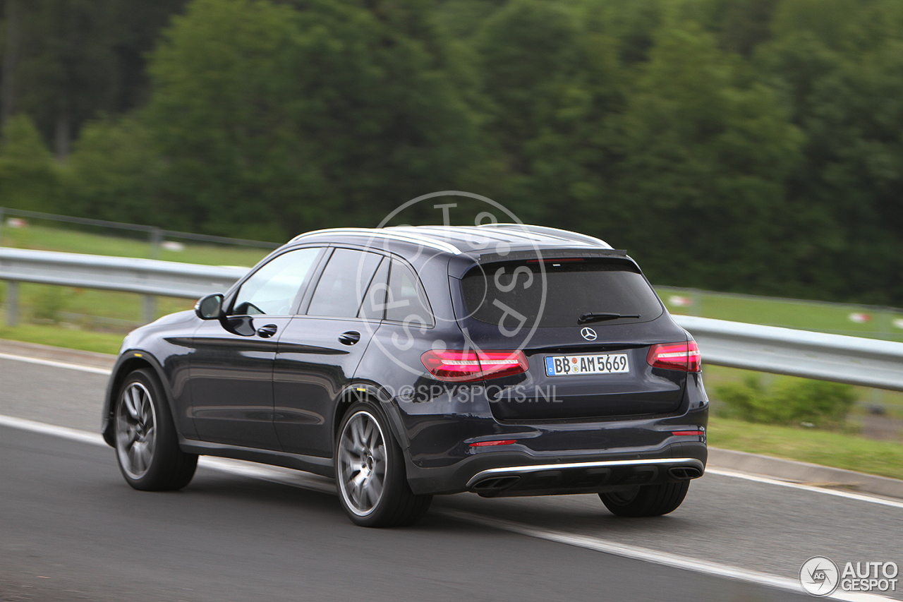 mercedes amg glc 43 x205 30 june 2016 autogespot. Black Bedroom Furniture Sets. Home Design Ideas