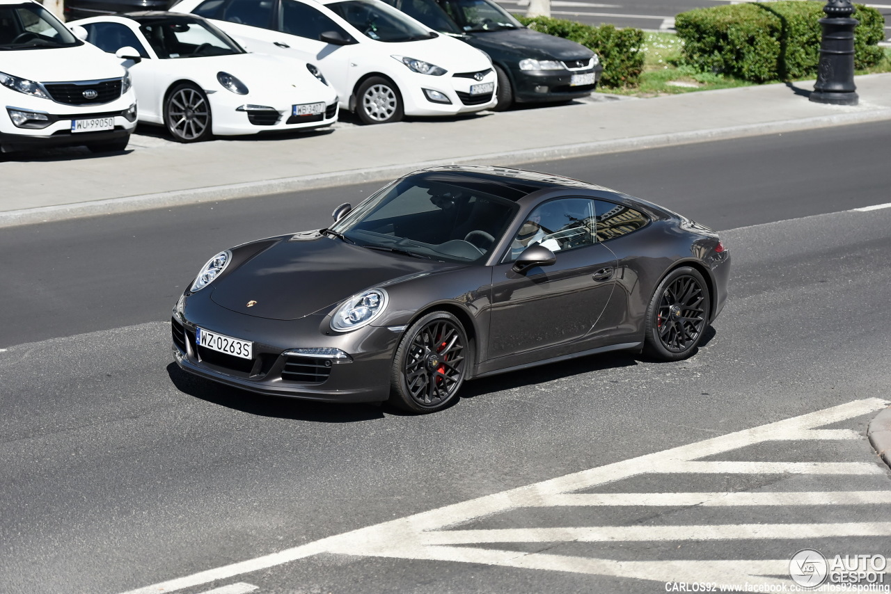 porsche 991 carrera gts 30 june 2016 autogespot. Black Bedroom Furniture Sets. Home Design Ideas