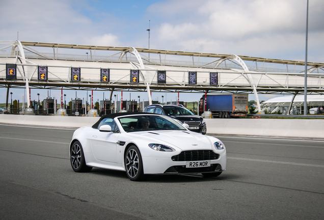 Aston Martin V8 Vantage S Roadster