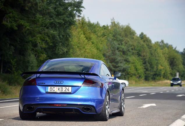 Audi TT-RS Raeder Motorsport