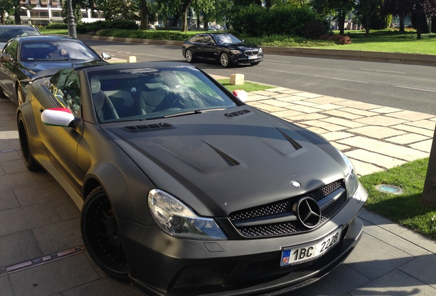 Mercedes-Benz Prior Design SL 63 AMG