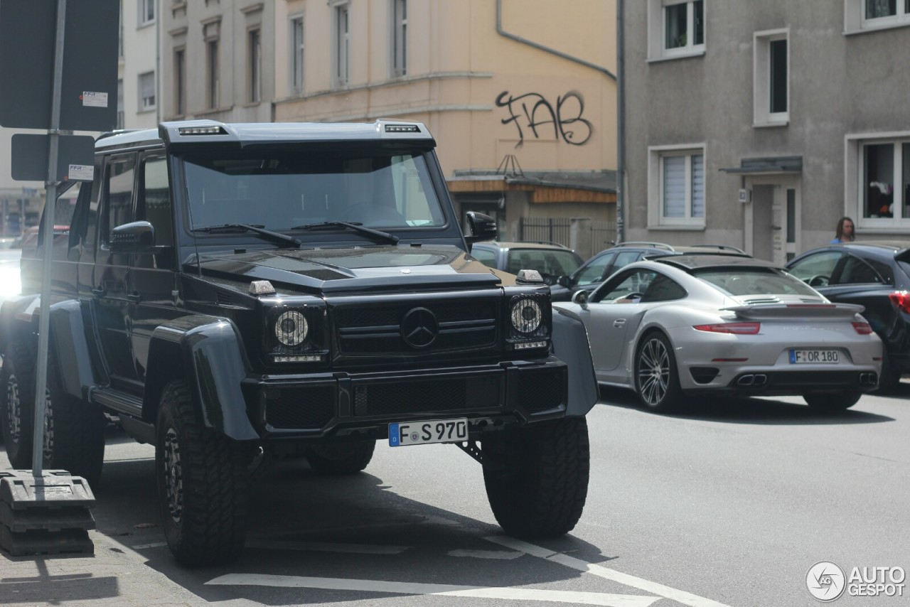 Mercedes benz g 63 amg 6x6 1 july 2016 autogespot for Mercedes benz amg 6x6 price