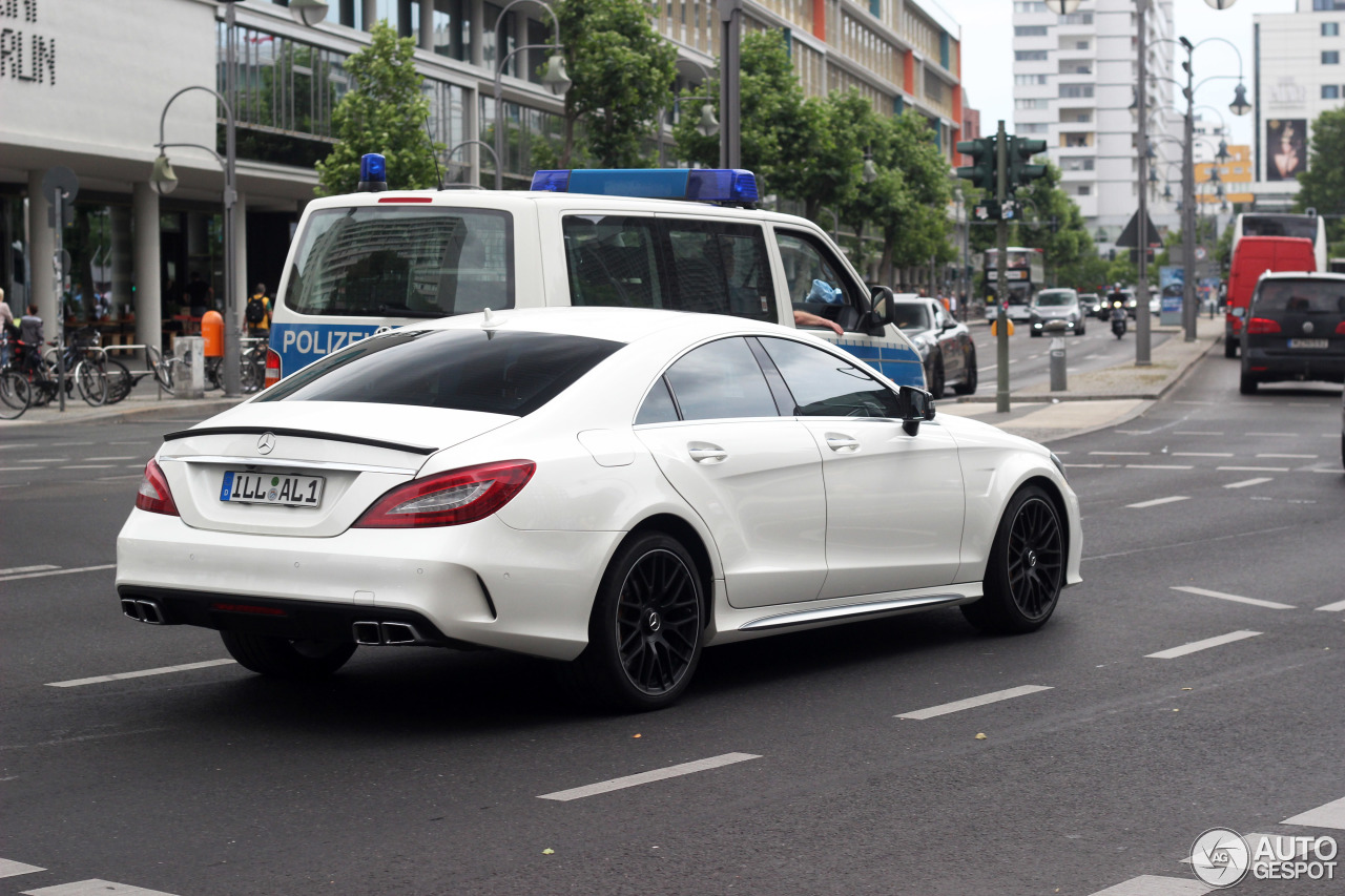 mercedes benz cls 63 amg s c218 2015 2 juli 2016 autogespot. Black Bedroom Furniture Sets. Home Design Ideas