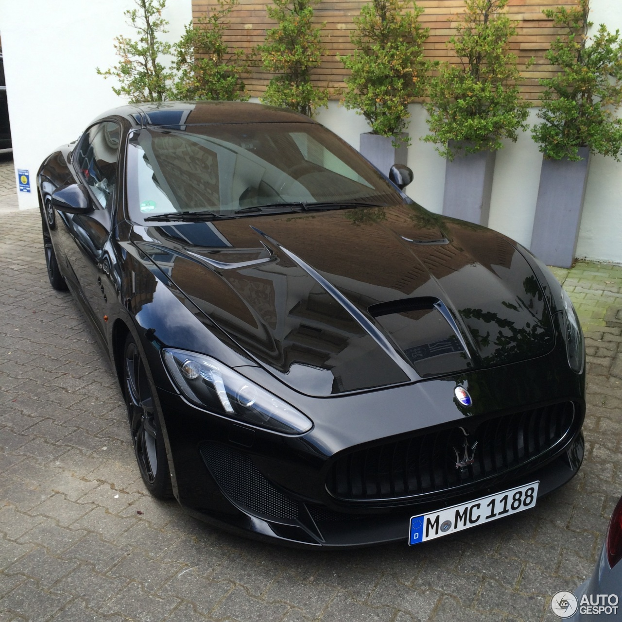 maserati granturismo mc stradale 2013 3 july 2016 autogespot. Black Bedroom Furniture Sets. Home Design Ideas