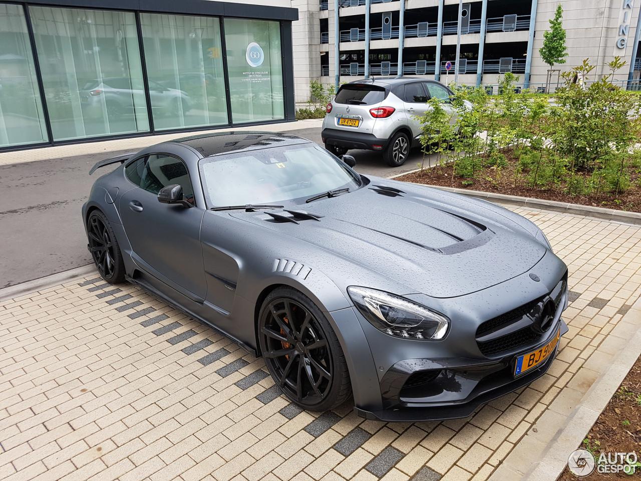 Mercedes-AMG Mansory GTS - 3 July 2016 - Autogespot