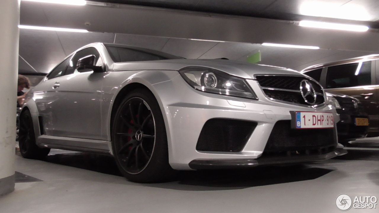 Mercedes Benz C 63 Amg Coup Black Series 3 July 2016