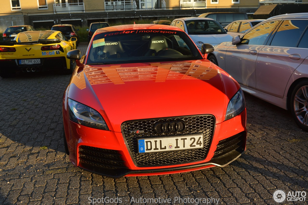 audi tt rs 4 juillet 2016 autogespot. Black Bedroom Furniture Sets. Home Design Ideas